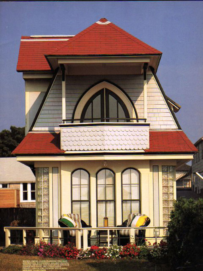 Oak Bluffu0027s Cottage Built In 1993